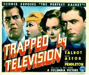 Trapped by Television - Movie Poster (thumbnail)