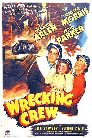 Wrecking Crew - Movie Poster (thumbnail)