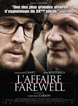 Farewell - French Movie Poster (thumbnail)