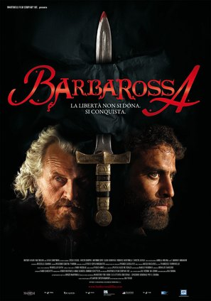 Barbarossa - Italian Movie Poster (thumbnail)