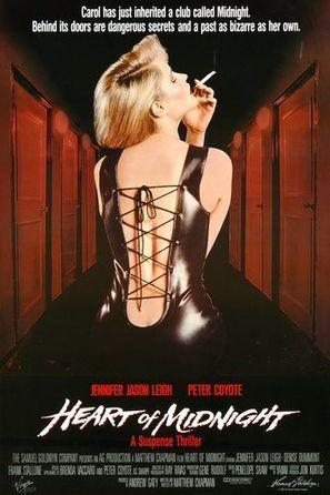 Heart of Midnight - Movie Poster (thumbnail)