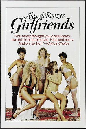 Girlfriends - Movie Poster (thumbnail)