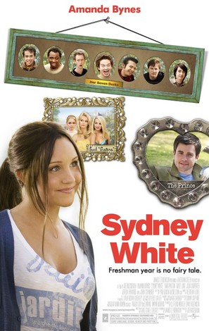 Sydney White - Movie Poster (thumbnail)