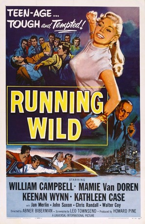 Running Wild - Movie Poster (thumbnail)
