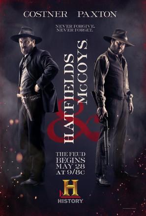 """Hatfields & McCoys"" - Movie Poster (thumbnail)"