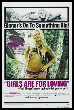 Girls Are for Loving - Movie Poster (thumbnail)