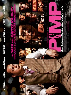 Pimp - British Movie Poster (thumbnail)
