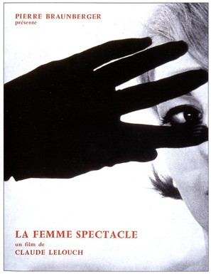 Femme spectacle, La - French Movie Cover (thumbnail)