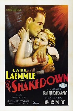 The Shakedown - Movie Poster (thumbnail)