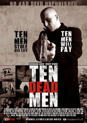 Ten Dead Men - poster (thumbnail)