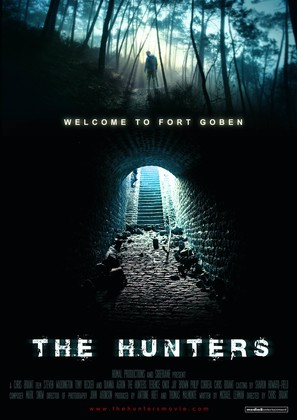 The Hunters - Movie Poster (thumbnail)