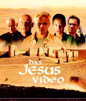 Das Jesus Video - German Movie Poster (thumbnail)