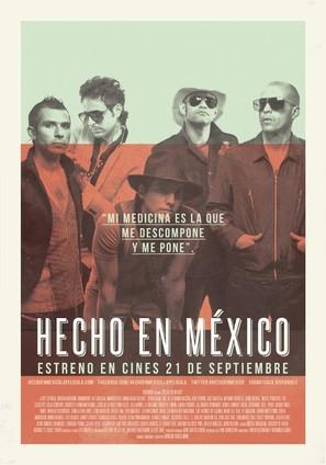 Hecho en Mexico - Mexican Movie Poster (thumbnail)