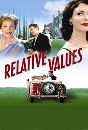 Relative Values - poster (thumbnail)