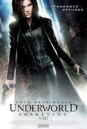 Underworld: Awakening - Movie Poster (thumbnail)