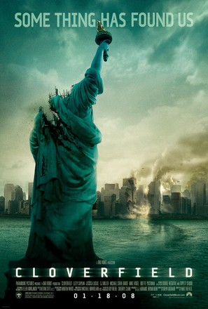 Cloverfield - Movie Poster (thumbnail)