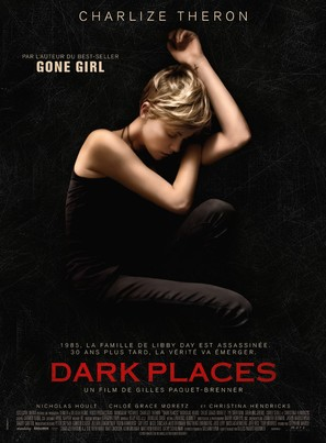 Dark Places - French Movie Poster (thumbnail)