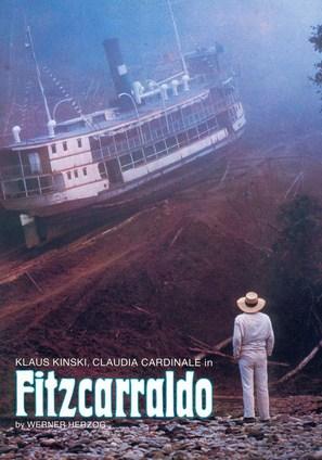 Fitzcarraldo - Movie Poster (thumbnail)