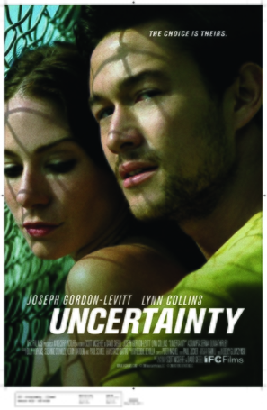 Uncertainty - Movie Poster (thumbnail)