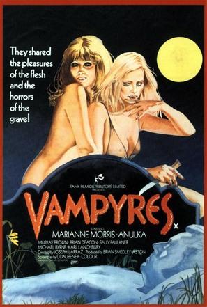Vampyres - Movie Poster (thumbnail)