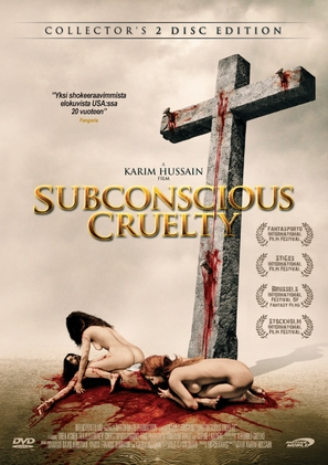 Subconscious Cruelty - Canadian Movie Cover (thumbnail)