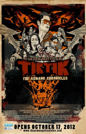 Tiktik: The Aswang Chronicles - Philippine Movie Poster (thumbnail)