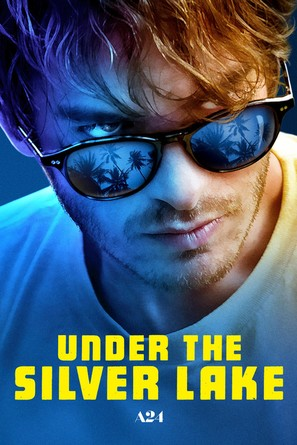 Under the Silver Lake - Movie Cover (thumbnail)