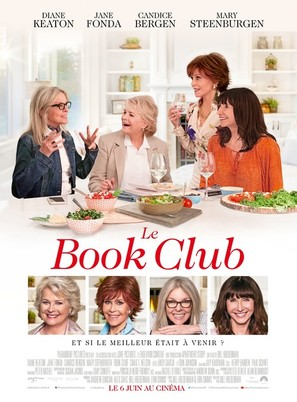 Book Club - French Movie Poster (thumbnail)