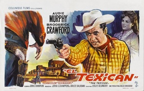 The Texican - Belgian Movie Poster (thumbnail)