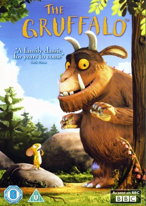 The Gruffalo - British Movie Cover (thumbnail)