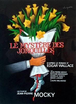 Le mystère des jonquilles - French Movie Poster (thumbnail)
