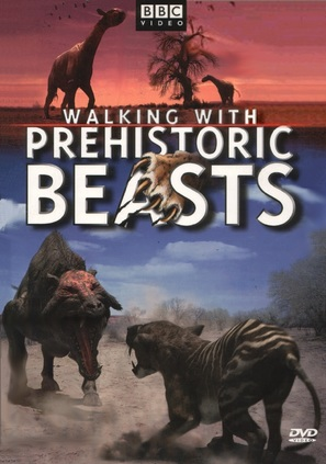 """""""Walking with Beasts"""" - DVD movie cover (thumbnail)"""