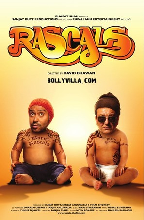 Rascals - Indian Movie Poster (thumbnail)