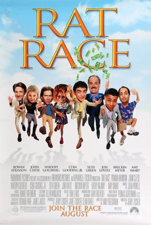 Rat Race - Movie Poster (thumbnail)