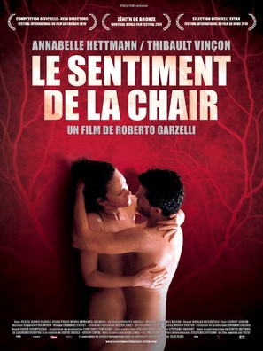 Le sentiment de la chair - French Movie Poster (thumbnail)