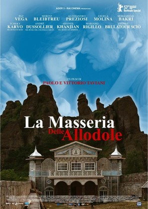La masseria delle allodole - Italian Movie Poster (thumbnail)