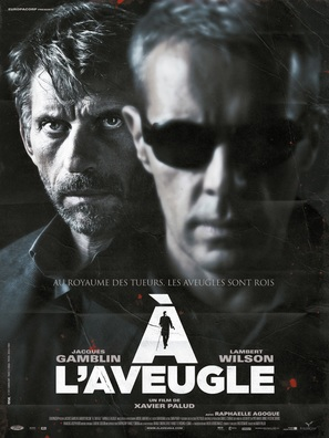 À l'aveugle - French Movie Poster (thumbnail)