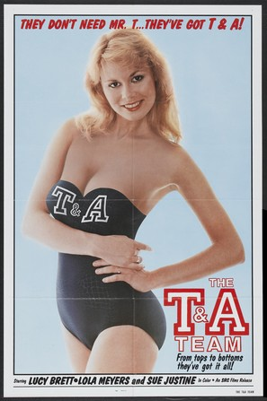 The T & A Team - Theatrical poster (thumbnail)
