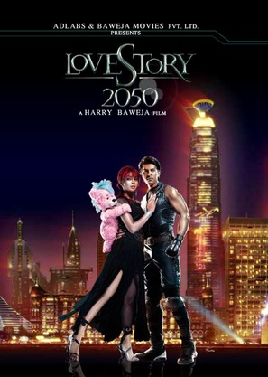 Love Story 2050 - Movie Poster (thumbnail)