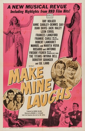 Make Mine Laughs - Movie Poster (thumbnail)