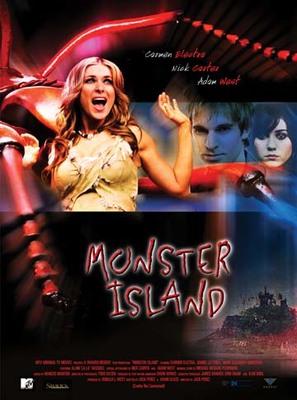 Monster Island - Movie Poster (thumbnail)