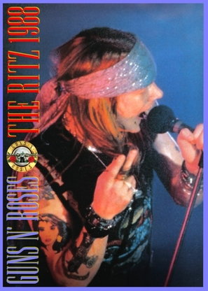 Guns N Roses: Live at the Ritz - Movie Cover (thumbnail)
