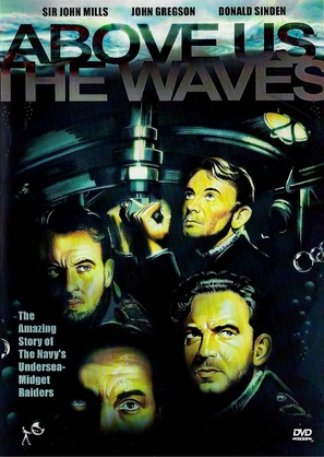 Above Us the Waves - DVD movie cover (thumbnail)