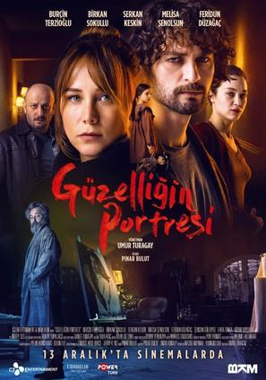 Güzelligin Portresi - Turkish Movie Poster (thumbnail)