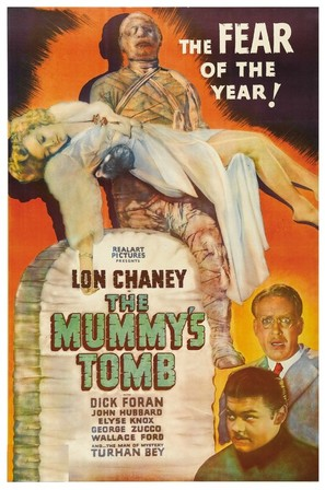 The Mummy's Tomb - Movie Poster (thumbnail)