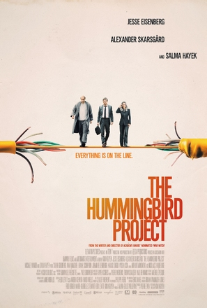 The Hummingbird Project - Canadian Movie Poster (thumbnail)