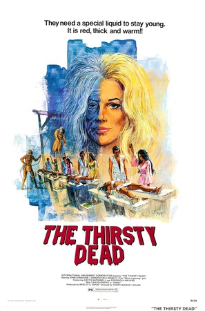 The Thirsty Dead - Movie Poster (thumbnail)