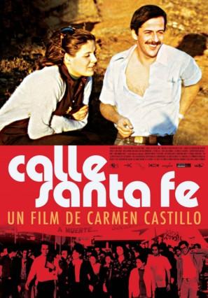Calle Santa Fe - Spanish Movie Poster (thumbnail)