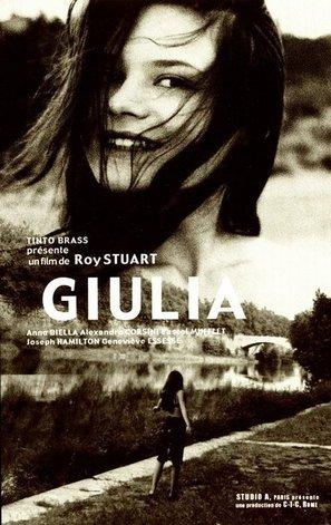 Giulia - French Movie Poster (thumbnail)
