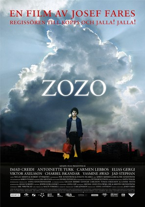 Zozo - Swedish poster (thumbnail)